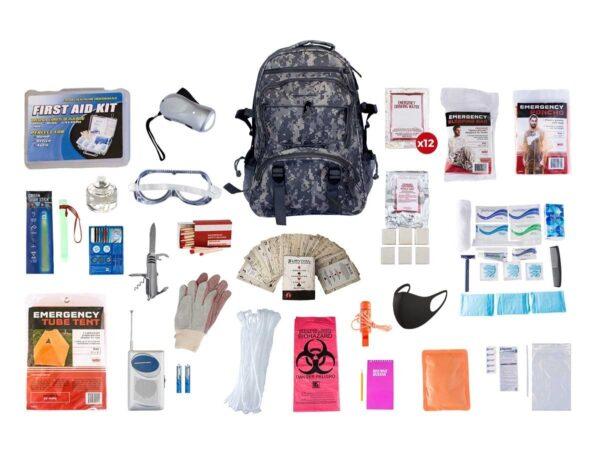1 Person Survival Kit Camo