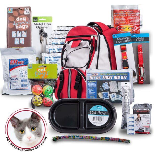 Deluxe Cat Survival Kit
