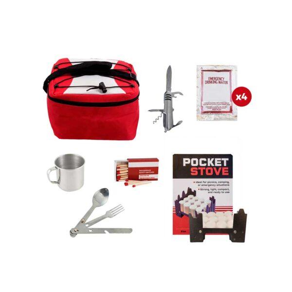Basic Emergency Food Preparation Kit