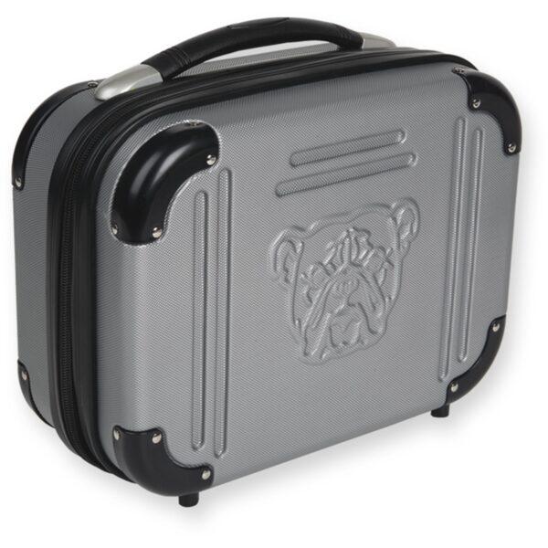 "Bulldog Cases, Double Molded Pistol Case, 9""x12"", Gray"