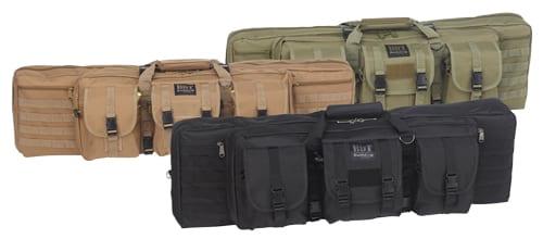 "Bulldog Cases, Tactical, Double Rifle Case, Nylon, 43"""