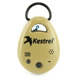 Kestrel Drop D3 Ballistics Wireless Data Logger (Temperature, humidity & Pressure)