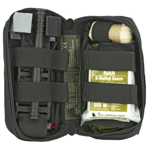 North American Rescue, M-FAK Mini First Aid Kit 80-0494