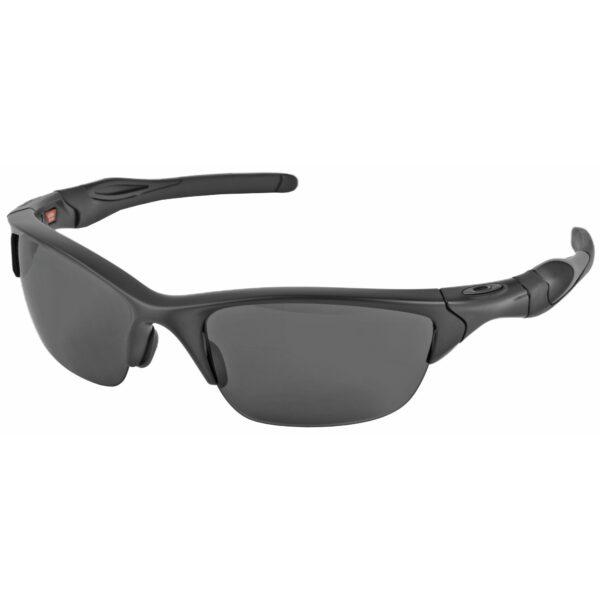 Oakley Standard Issue Half Jacket 2.0, Glasses Matte Black Frame w/ Grey Lenses