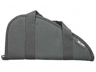 Bulldog Cases, Pistol Rug, Fits Single Handgun, Medium, Black